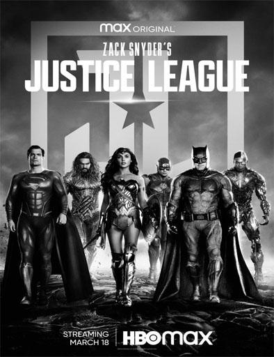 Bajar pelicula La Liga de la Justicia de Zack Snyder por mega