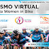Women in bike se pone a rodar virtualmente