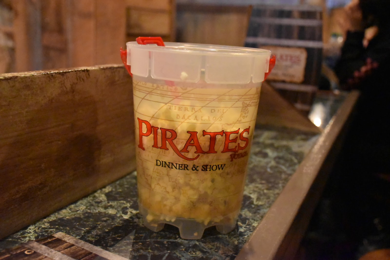 Go on a Electrifying Adventure at the Pirates Voyage Dinner and Show in Myrtle Beach