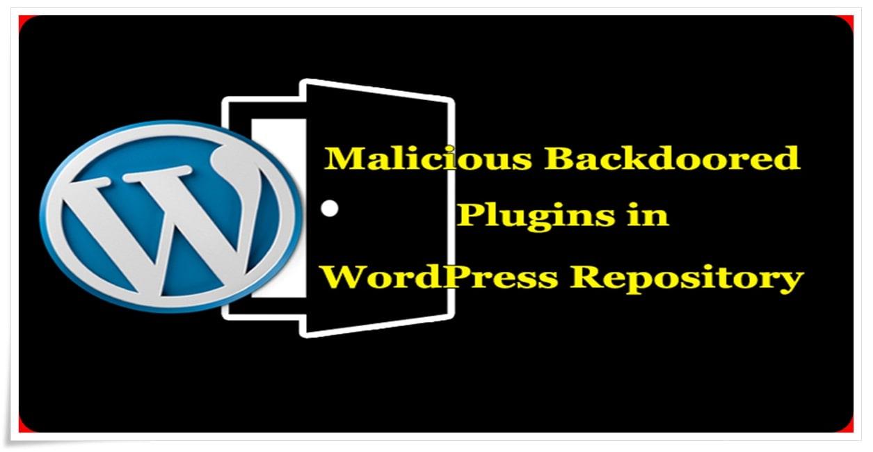 Plugin Backdoor
