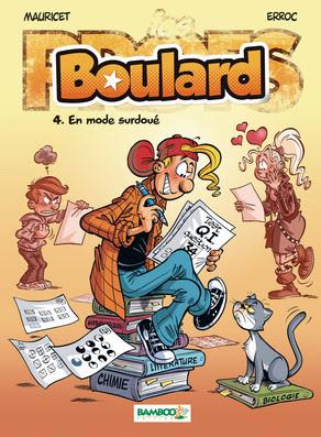 couverture de BOULARD T4 de Erroc et Mauricet