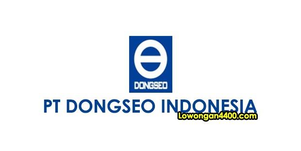 Lowongan Kerja PT Dong Seo Indonesia Karawang 2021