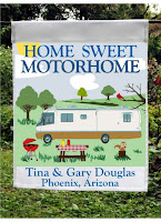 motor home camping flag