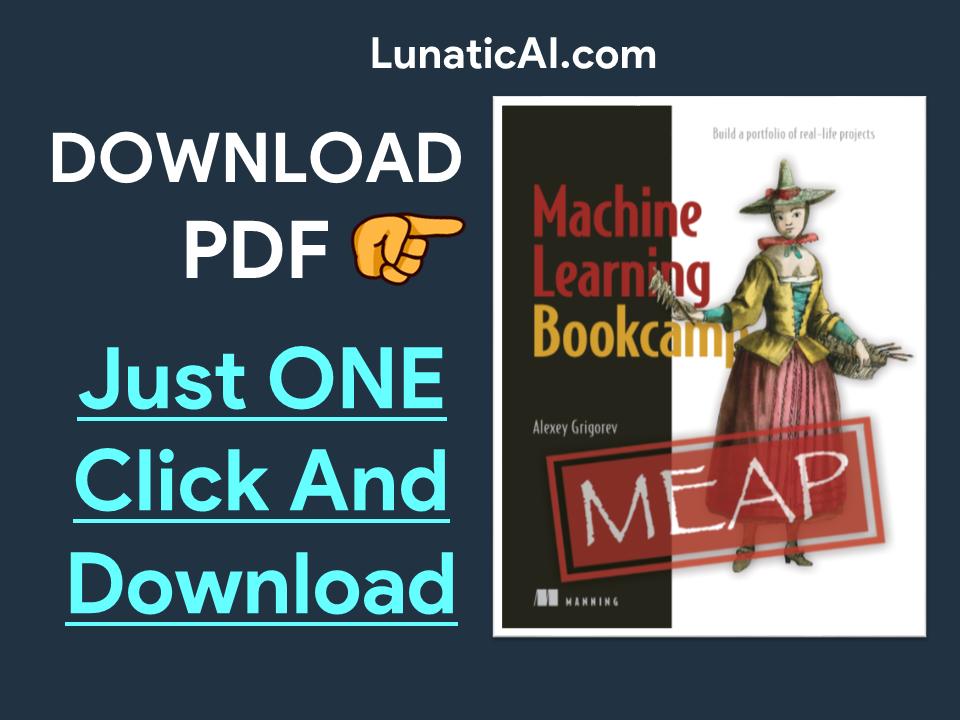 Machine Learning Bookcamp PDF