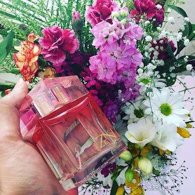 Shiseido parfüm incelemesi