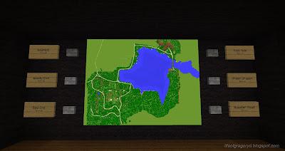 minecraft hobbiton build map bag end aerial command block