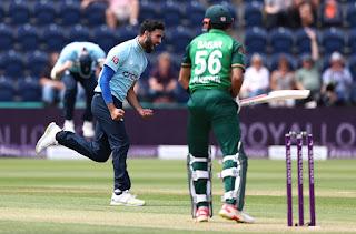 England vs Pakistan 1st ODI 2021 Highlights