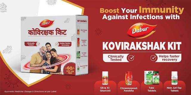 Dabur launches 'Dabur KoviRakshak Kit' for faster recovery from ongoing infections