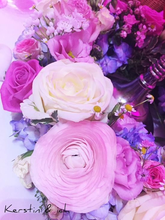 Blumendeko Kranz Rosen