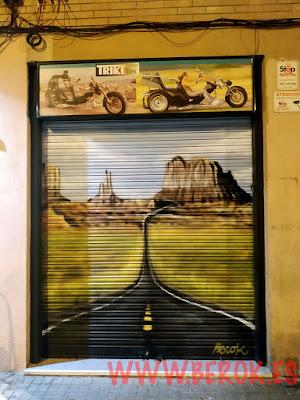 Como funciona la pintura antigraffiti