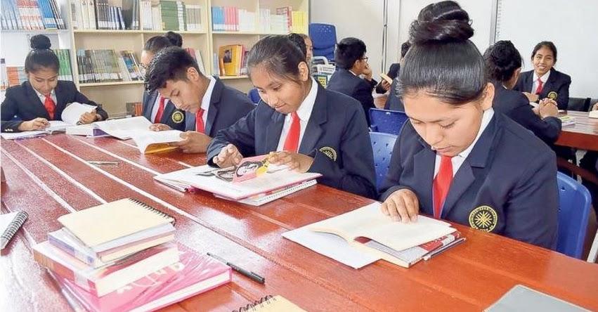 MINEDU: Ministerio de Educación plantea abrir debate sobre la pertinencia de los COAR