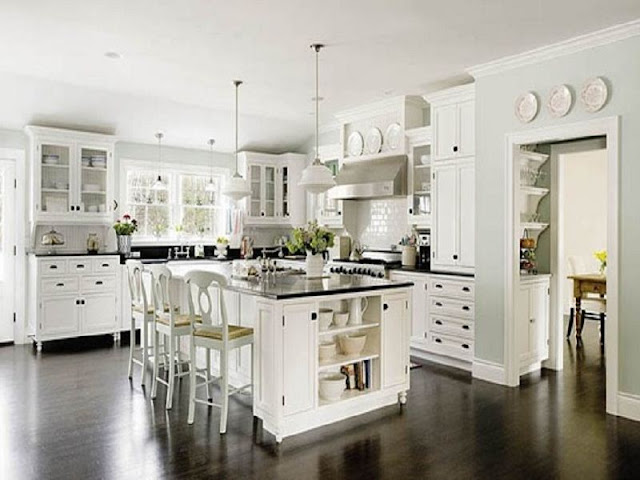 White gloss kitchen style with wooden floors White gloss kitchen style with wooden floors White 2Bgloss 2Bkitchen 2Bstyle 2Bwith 2Bwooden 2Bfloors132