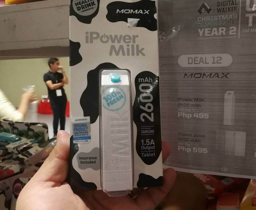Momax iPower Milk