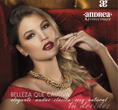 Cosmeticos IU Andrea 2016