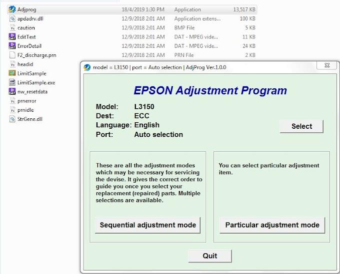 Epson L3150 all Lights Blinking Problem Solution