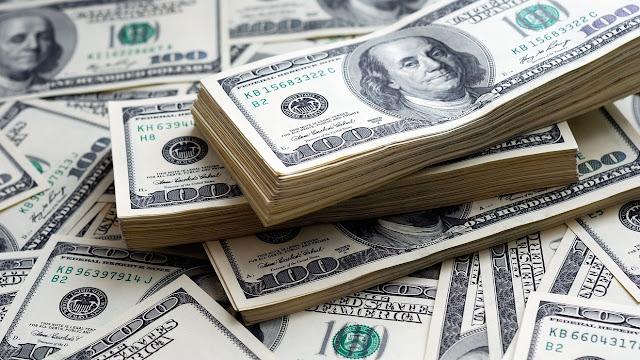 انخفاض سعر الدولار 2018 فى أكبر تراجع تاريخى له