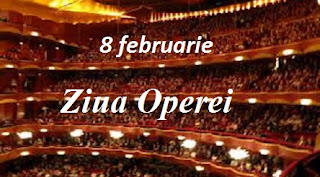 8 februarie: Ziua Operei