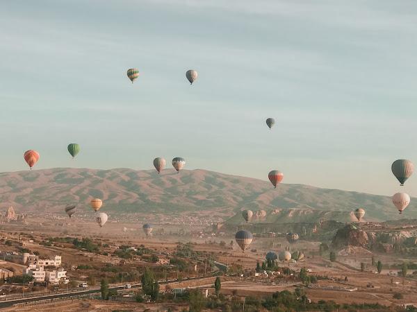 Pesona Cappadocia dan Serba-serbi Balon Apinya! (2 Days in Göreme)