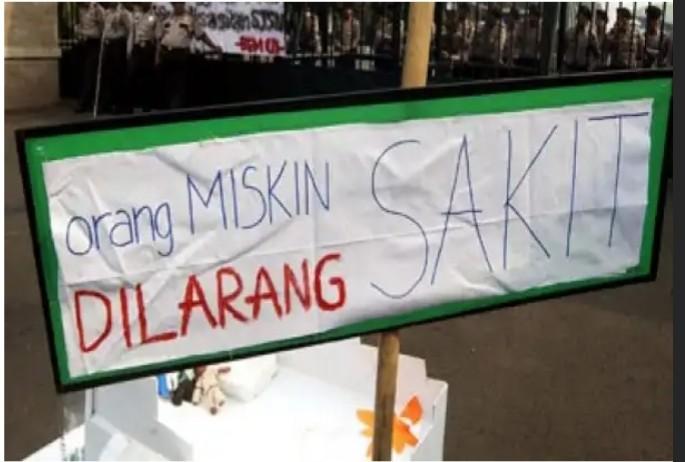 100 Hari Kerja Jokowi, Jeritan Rakyat Kian Menyayat Hati