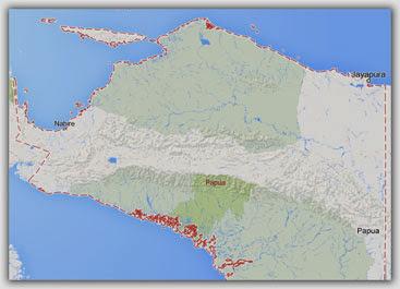 Keanekaragaman suku di Irian Jaya