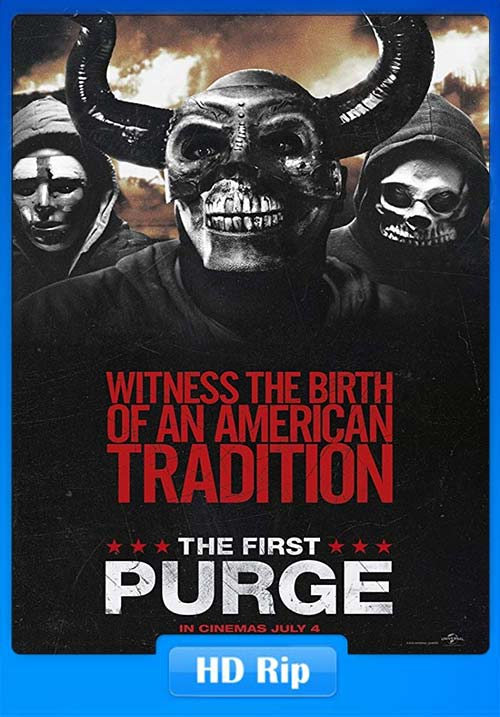 The First Purge 2018 720p BluRay x264 | 480p 300MB | 100MB HEVC