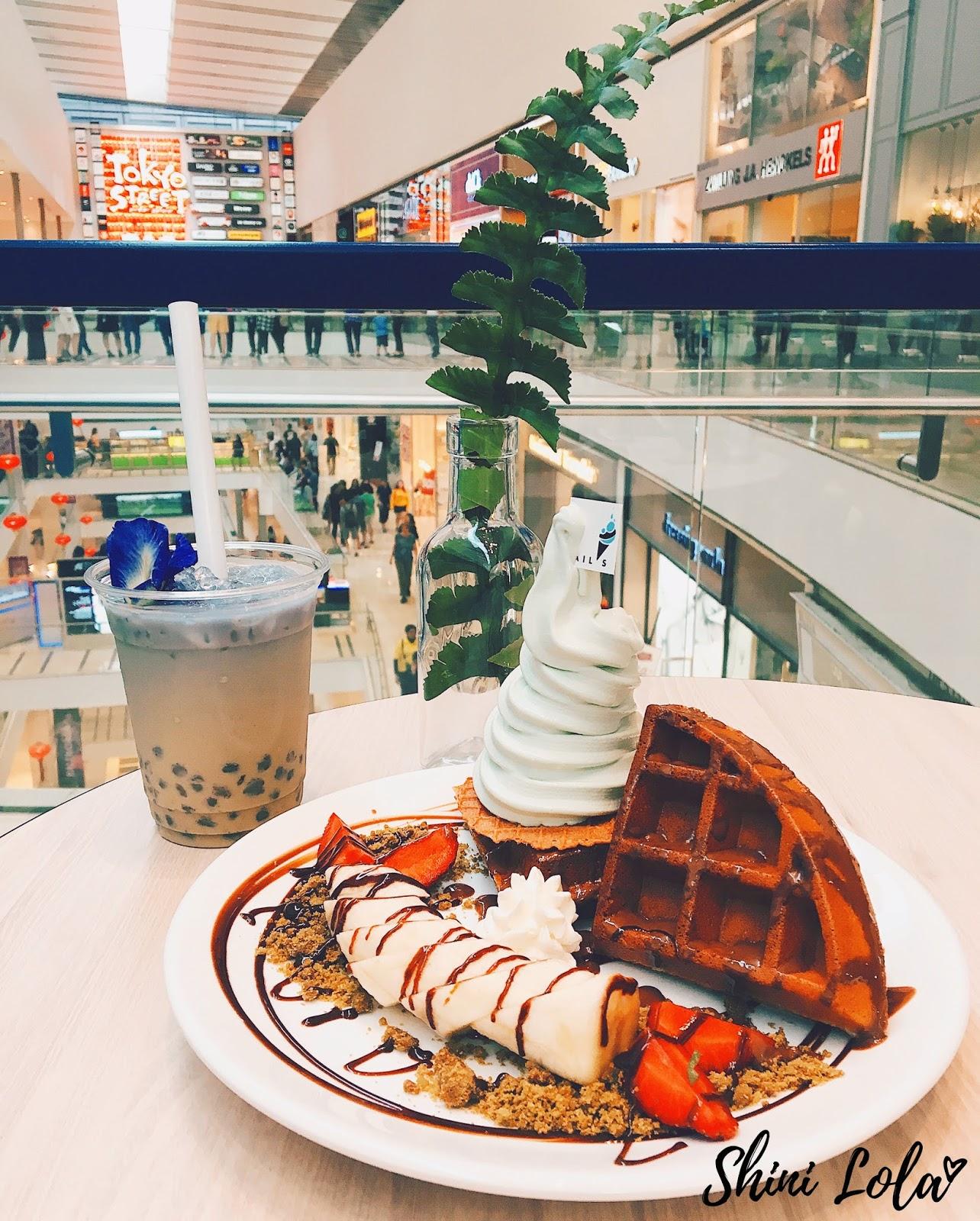 HAIL'S CAFE @ PAVILION