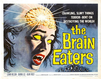 Poster - The Brain Eaters (1958)