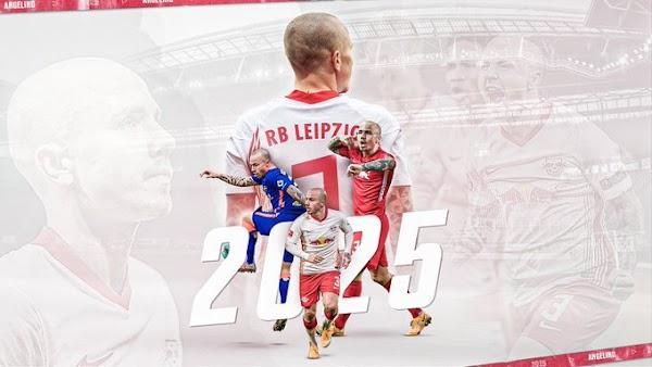 Oficial: El RB Leipzig adquiere el pase de Angeliño