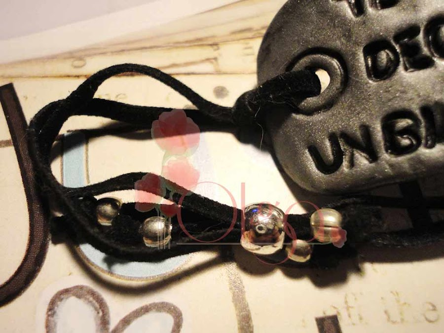 pulsera de fimo para chico tutorial- diy boyfriend polymer clay tutorial