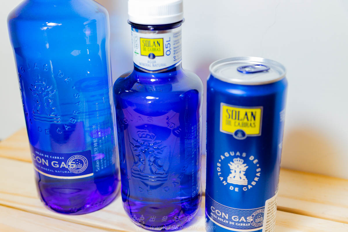 Solan神藍氣泡水