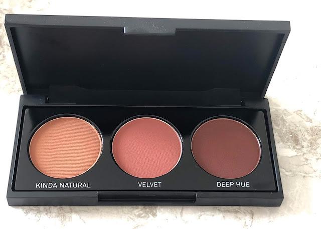 Morphe 3B Eyeshadow Palette | bellanoirbeauty.com