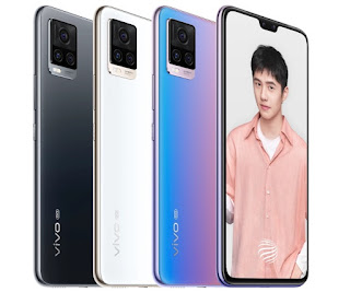 Vivo S7 Launched With 6.44inch FullHD+ AMOLED Display, 64MP Triple Camera, 5G, 4000mAh Battery & More