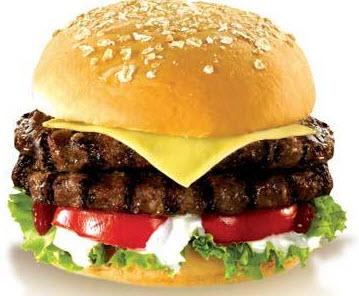 Resep dan cara membuat beef burger (burger daging sapi)