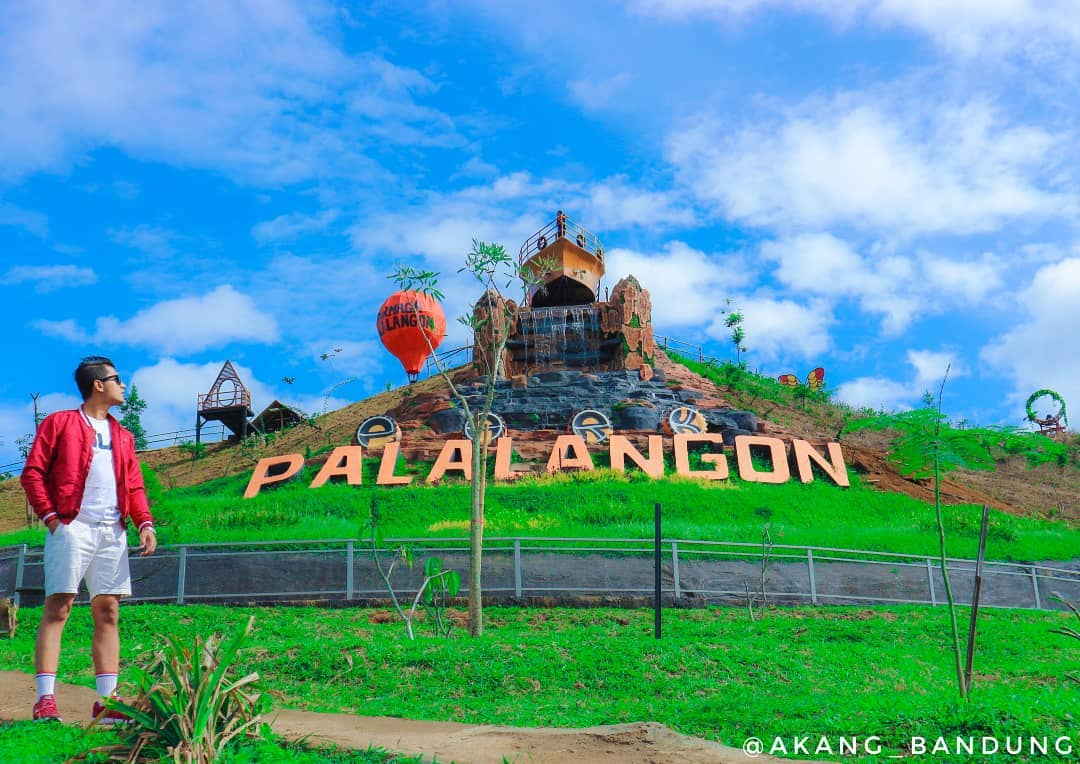 Wisata Seru Palalangon Park Ciwidey Bandung