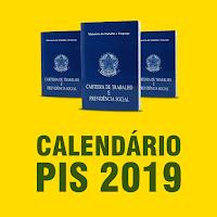 PIS 2019 - Calendário do Pis 2019 Consulta e Tabela