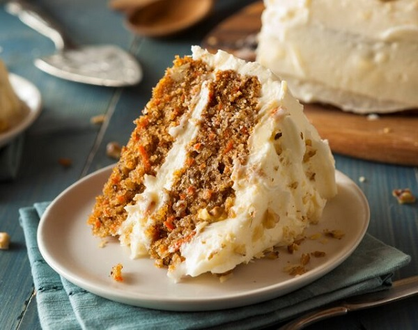 The easiest way to do carrot cake.