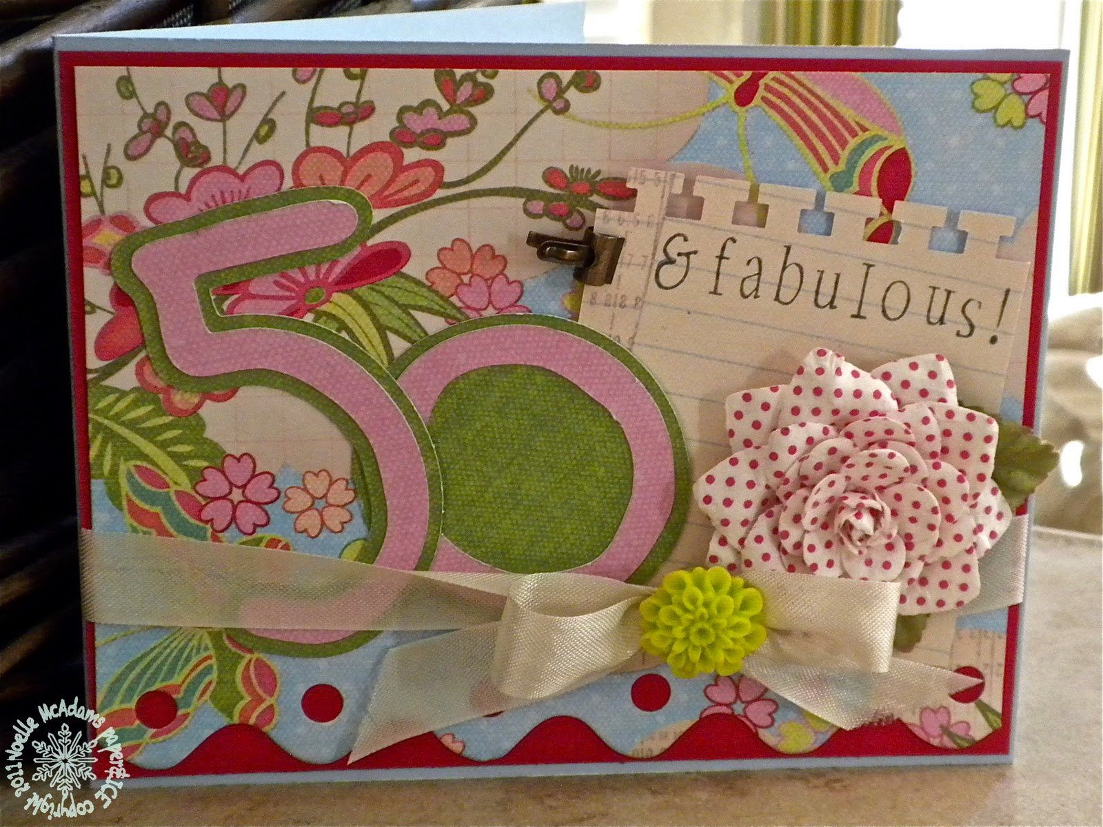 50th Birthday SURPRISE For My Aunt