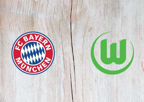 Bayern Munich vs Wolfsburg -Highlights 16 December 2020