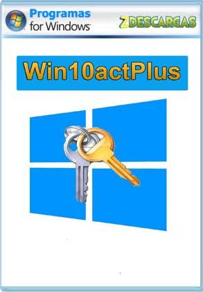 Win10actPlus 1.0 [Nuevo activador 2020] [MEGA]