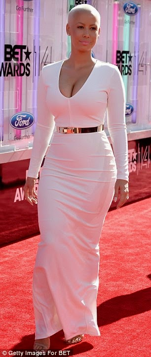 article 2674348 1F430F4400000578 618 306x720 Red Carpet photos from 2014 BET Awards + Full List of Winners