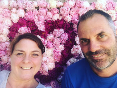 Flower farmers have created new company selling dried peony petals