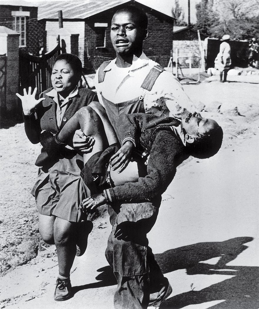 #34 Soweto Uprising, Sam Nzima, 1976 - Top 100 Of The Most Influential Photos Of All Time