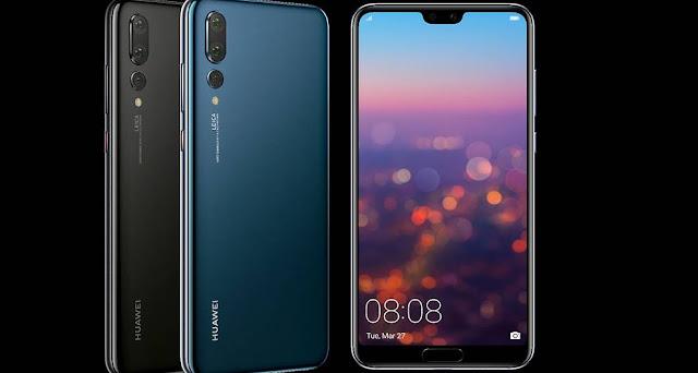 مميزات وعيوب هاتف Huawei P20 pro