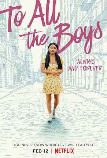 To All The Boys Always And Forever 2021 480p 350MB