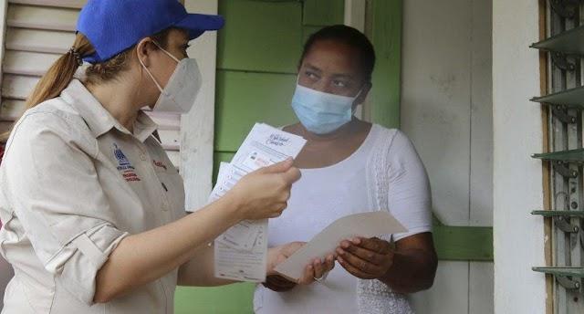 El Bono Navideño llegó a 300 mil hogares dominicanos