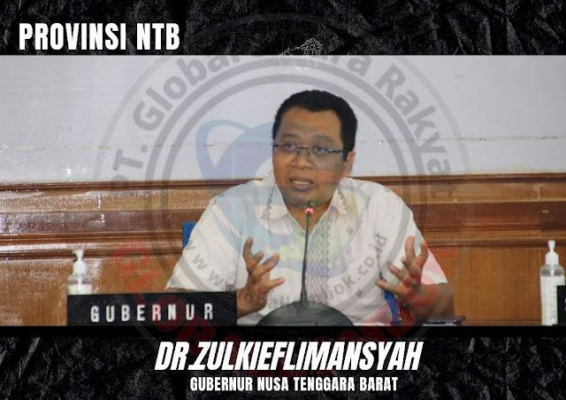 Terkait  Kerja Sama Dengan PT GTI, Provinsi NTB Tempuh Jalur ini