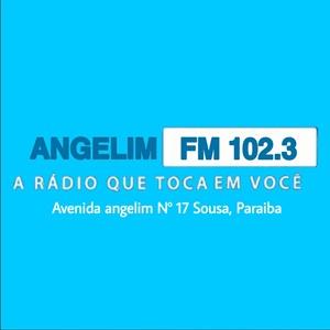 Ouvir agora Rádio Angelim 102.3 FM - Sousa / PB