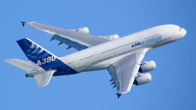 Gambar Pesawat Airbus A380 06
