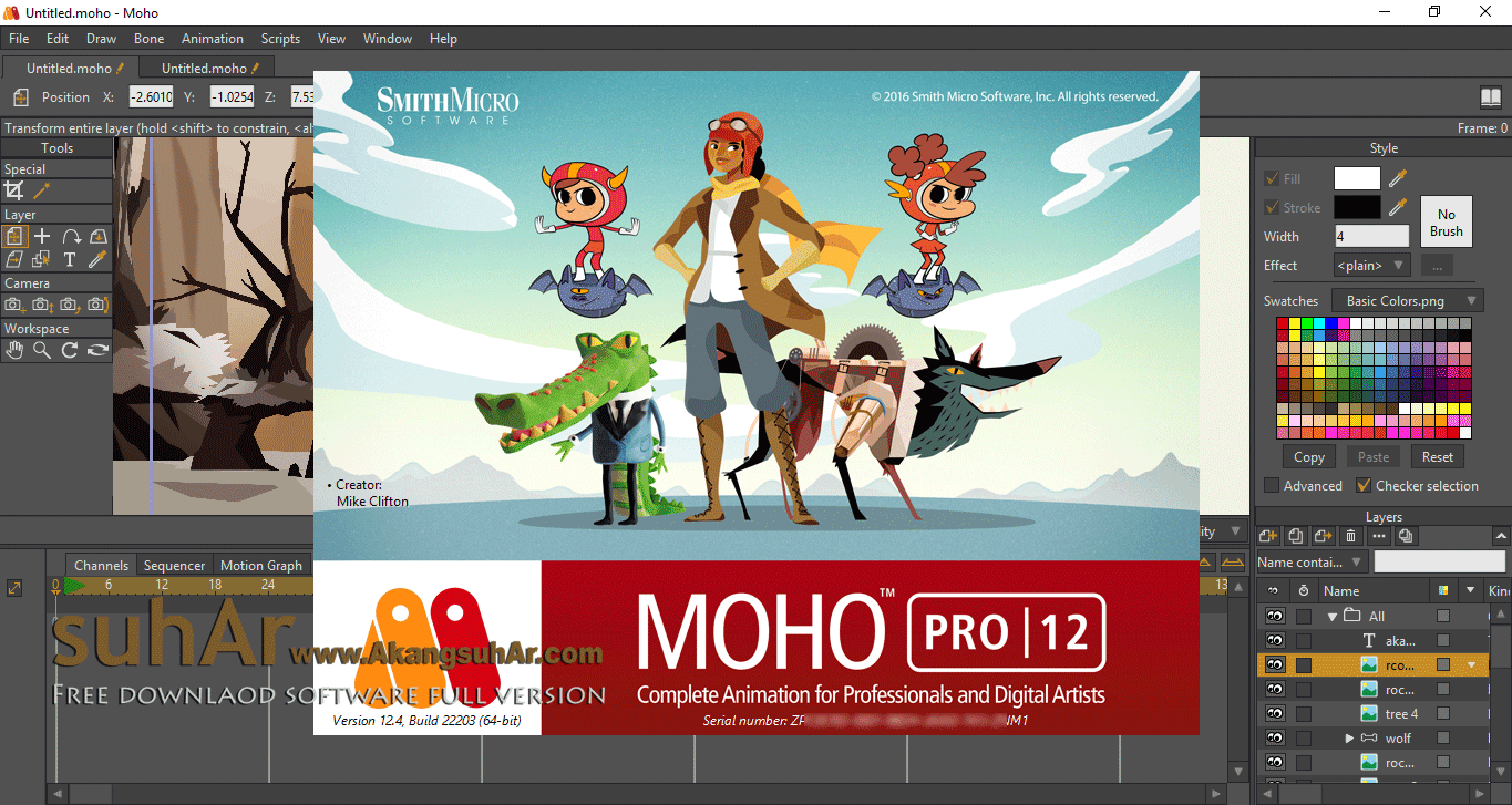 Free Download Smith Micro Moho Pro Full Activation Keygen, Smith Micro Moho Pro Full Serial Number