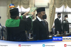 Imam Sutiono Resmi Jabat Wakil Ketua DPRD Tuban Gantikan Ilmi Zada